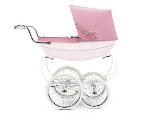 New Stockist Alert - Wee Girls Silver Cross Prams