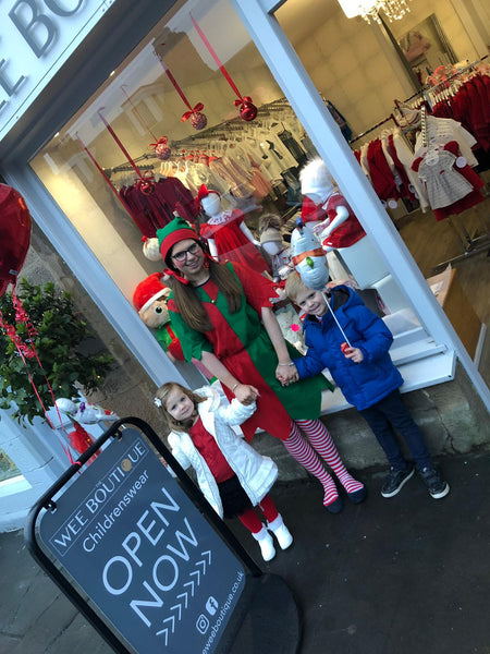 The Wee Boutique Elves have Arrived