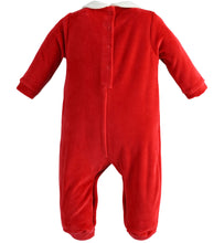 Load image into Gallery viewer, Babies 1st Christmas Romper Suit