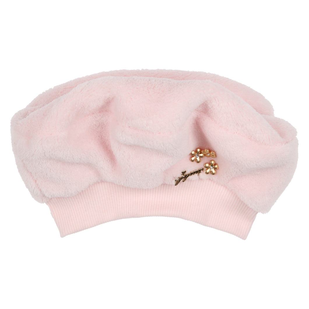 GYMP Pale pink Hat AW19