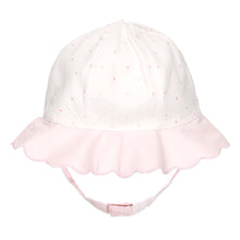 Load image into Gallery viewer, Emile et Rose Pale Pink Sunhat