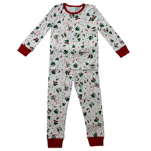 Load image into Gallery viewer, Christmas Print Cosy Pajamas