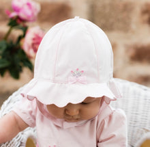 Load image into Gallery viewer, Emile et Rose Girls Pink Sunhat - Shayla 4767PP/20S