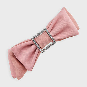 Mayoral Girls Pink Bow Hairband