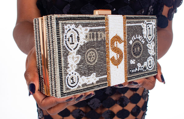 Couture Billion Dollar Clutch