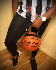 """Hoop Dreams"" Basketball Bag"