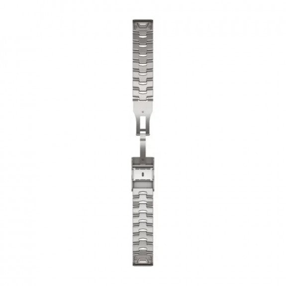Garmin Steel watch strap