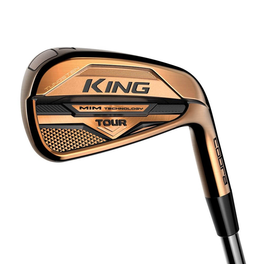 Cobra King Tour MIM Copper Irons Full Set 4-P
