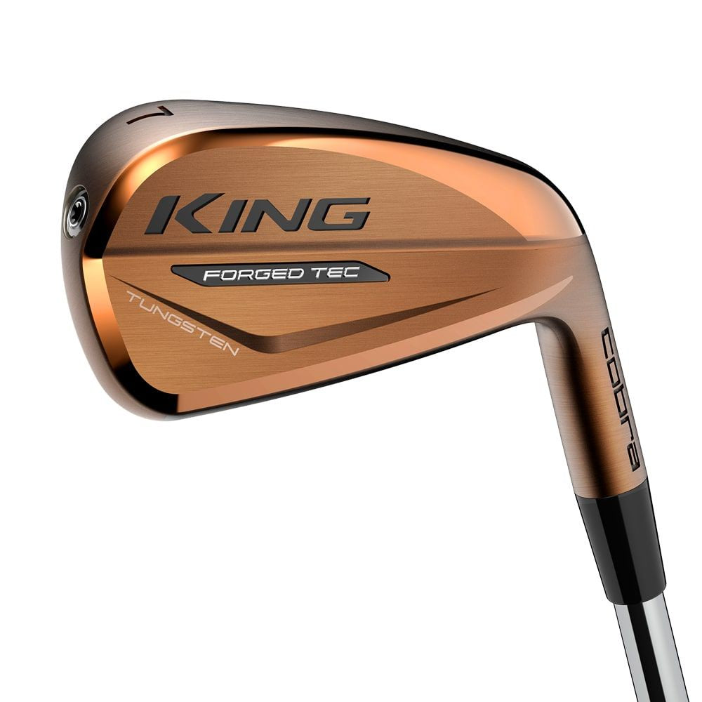 Cobra King TEC Copper Full Set 4-P