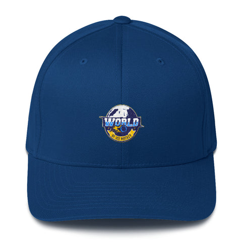 World of Ice Hockey Hat