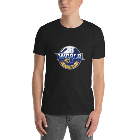 World of Ice Hockey Short-Sleeve T-Shirt