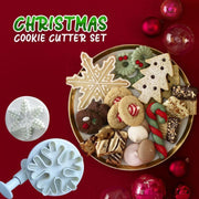 Christmas Cookies Cutters (Set of 22)