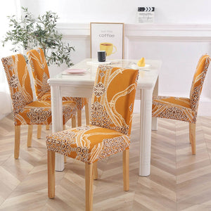 Spandex Elastic Removable Chair Cover