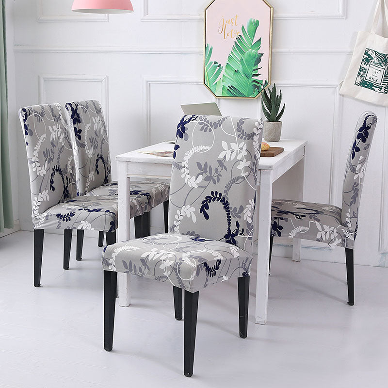 Spandex Removable Chair Cover for Office Dining Room