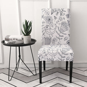 Multi-Color Spandex Chair Cover (Ship From USA)