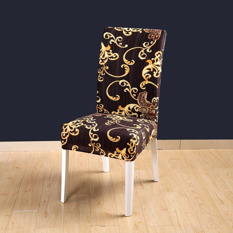 Single Colors Spandex Chair Covers