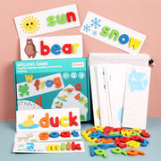 EASY LEARN™ LETTER RECOGNITION SPELLING GAME