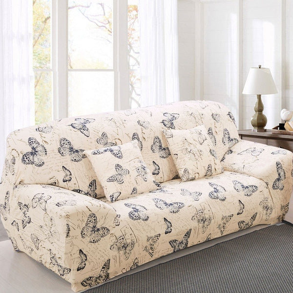 Butterfly Style Sofa Cover