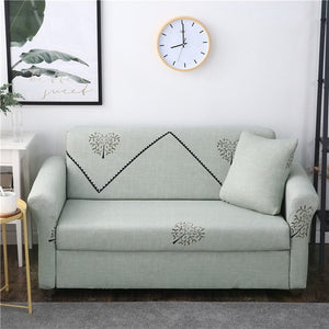 Light Grey Sofa Cover