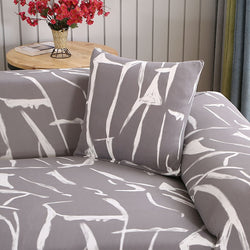 Brush Stroke Pillow Covers  (2 Pieces)