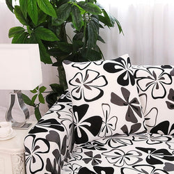 Black & White Pillow Covers (2 Pieces)