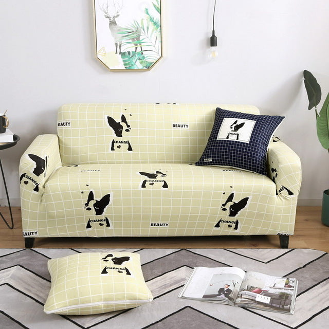 Beauty Sofa Cover