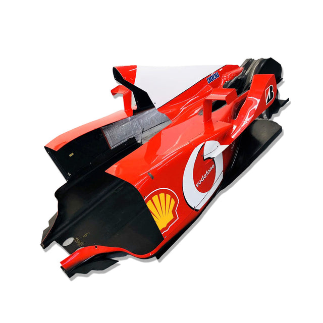 F1 Engine Cover