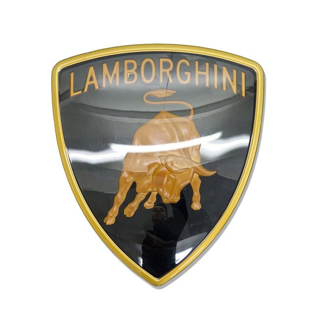 Lamborghini Sign
