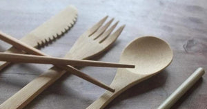 Sustainable alternatives to plastic cutlery