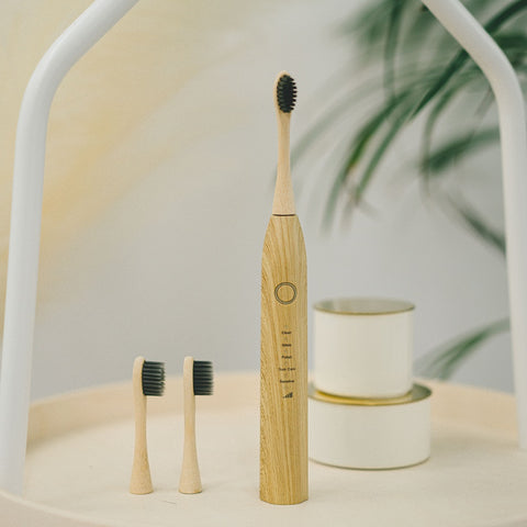 Bamboo Electric Toothbrush