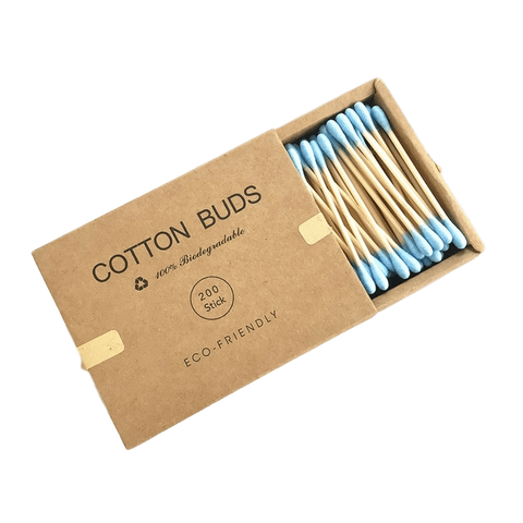 Biodegradable Bamboo Swabs - Sustainable tomorrow
