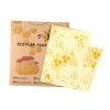 Beeswax Cloth Food Wraps - Sustainable tomorrow