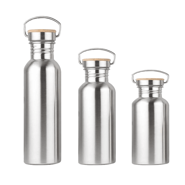 Hydrate Responsibly Stainless Steel Water Bottle - Sustainable tomorrow