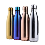 Stainless Steel Bottle - Sustainable tomorrow