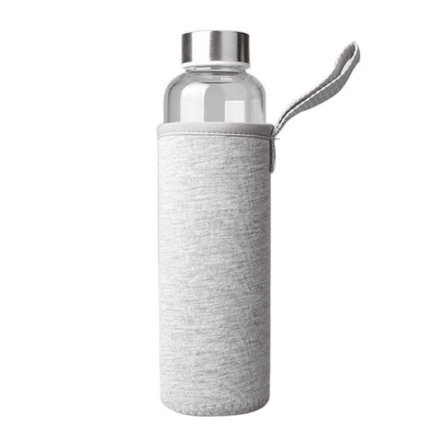 Portable Glass Bottle - Sustainable tomorrow