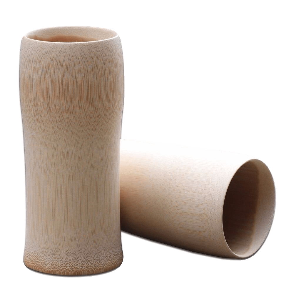 Natural Bamboo Cup - Sustainable tomorrow