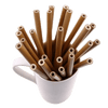 Bamboo Straws (25 pcs) - Sustainable tomorrow