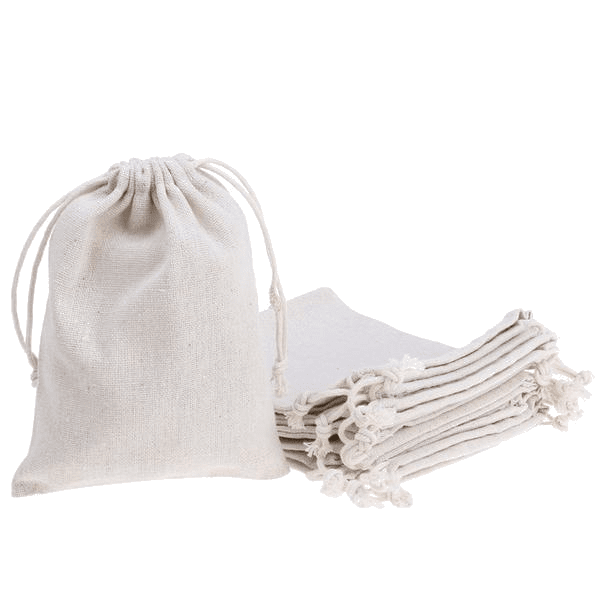 Linen Pouch (30 pcs) - Sustainable tomorrow
