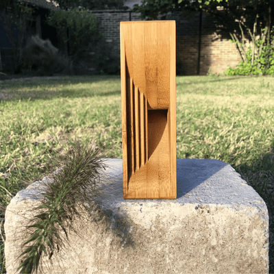 Resonate Natural Bamboo Speaker - Sustainable tomorrow