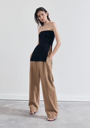 The Wide Leg Utility Pant