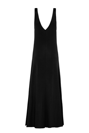 The Black Jersey Dress