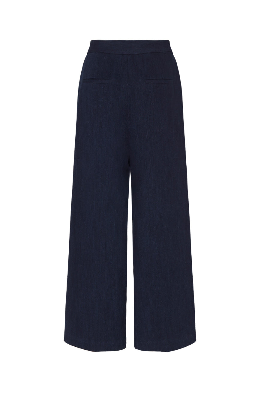 The Denim Trouser