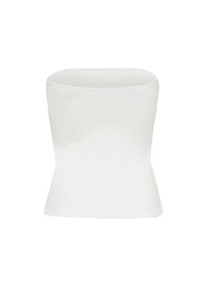 Strapless Top - Ivory