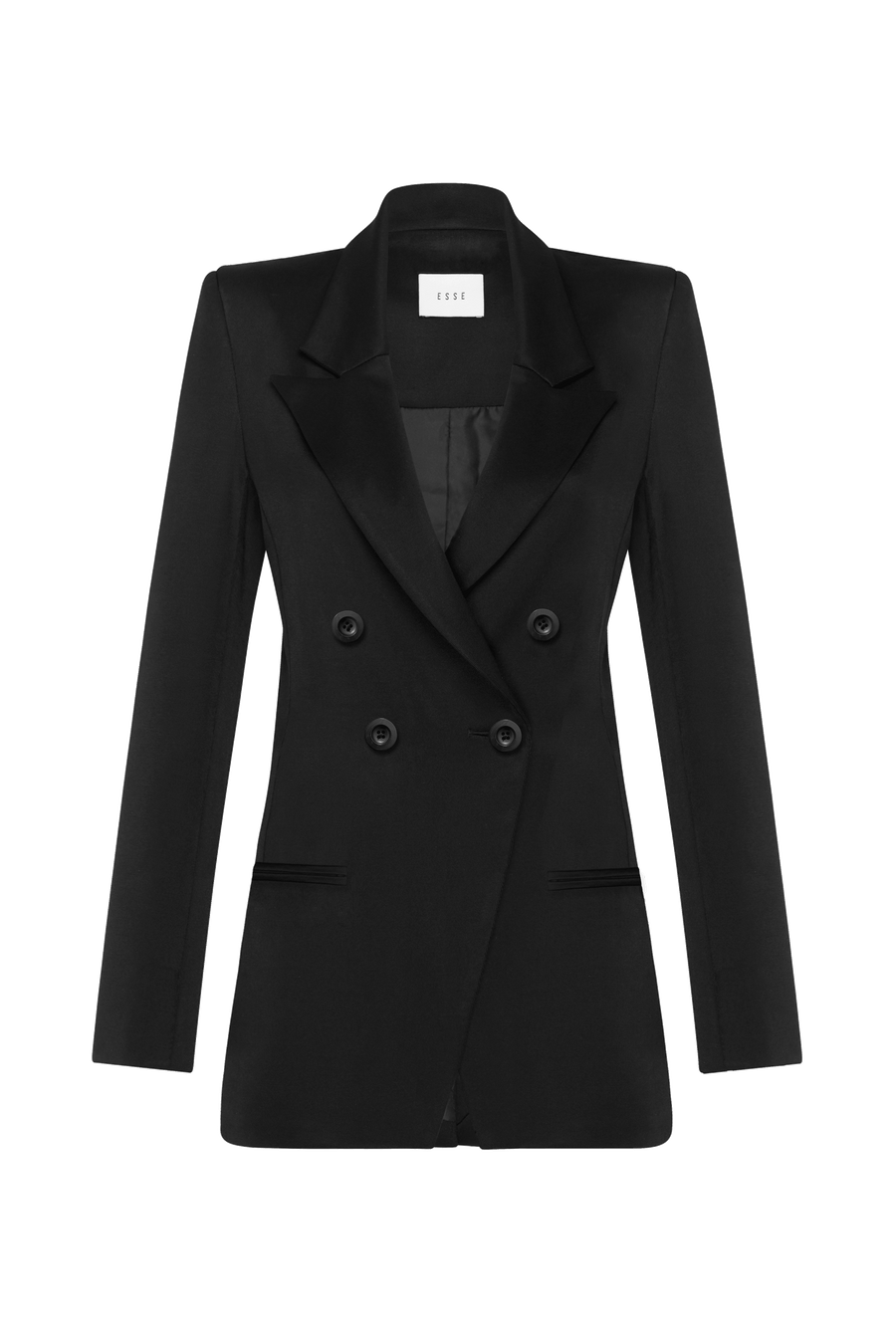 The Black Blazer