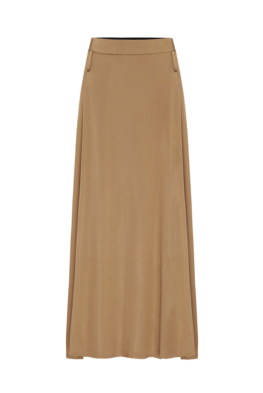 The Ochre Jersey Skirt