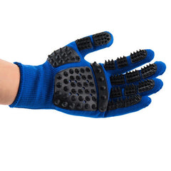 Bath Massage Thickened Scratch Resistant-Floating Hair Removing Gloves