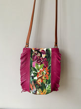 Charger l'image dans la galerie, Sac Bourse Jungle fushia