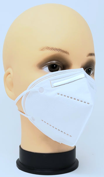 10 Pack KN95 Folding Dust Mask Respirator
