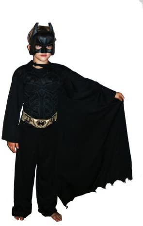 Batman The Dark Knight Child Costume - Large