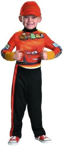 Disguise Disney Cars 2 Lightning Mcqueen Pit Crew Classic Boys Costume